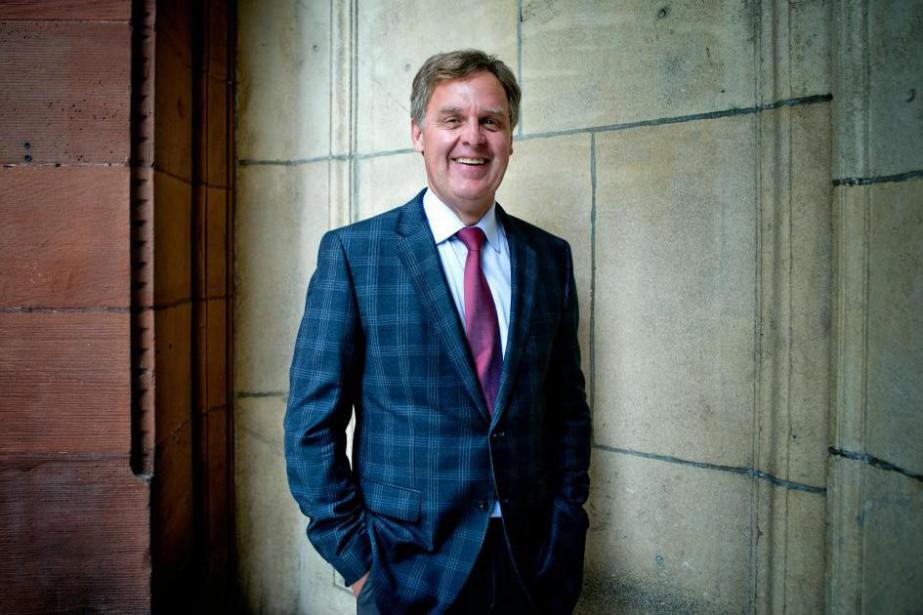 Carl Simard, président et gestionnaire de portefeuille chez... (Photo Marco Campanozzi, Archives La Presse)