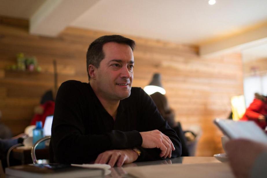Chef principal de l'Opéra de Bonn et directeur... (PHOTO OLIVIER PONTBRIAND, ARCHIVES LA PRESSE)