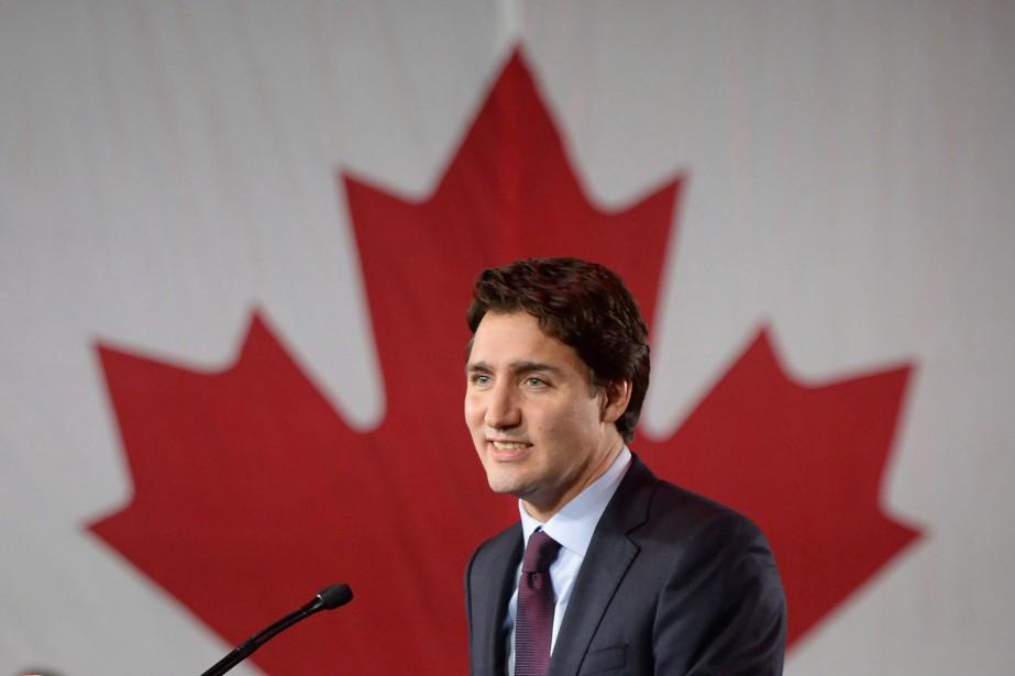 Justin Trudeau... (Photo Sean Kilpatrick, La Presse Canadienne)