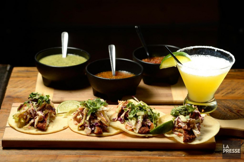 La taqueria mexicaine T&T Tacos et Tortas participe... (PHOTO BERNARD BRAULT, LA PRESSE)