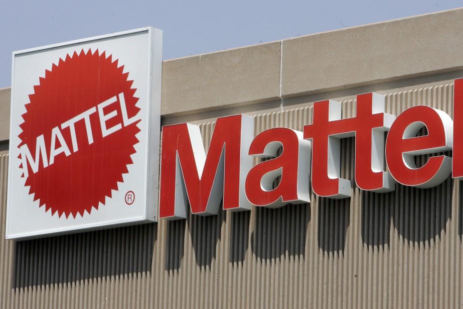Le fabricant de jouets américain Mattel, qui commercialise... (PHOTO ARCHIVES AP)