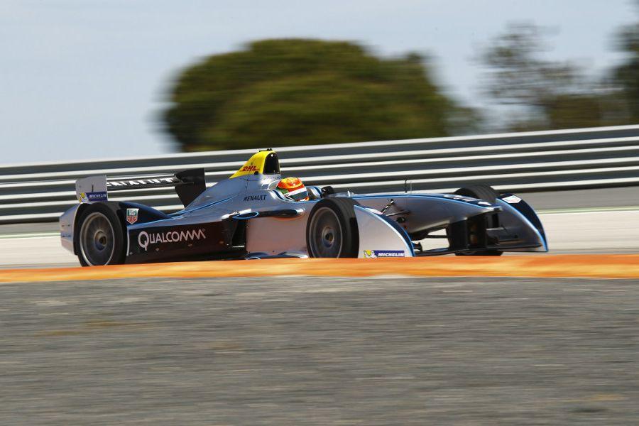 Une Formule E.... (Photo FIA)
