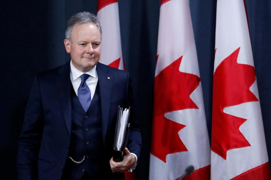 Le gouverneur de la Banque du Canada Stephen... (PHOTO CHRIS WATTIE, REUTERS)