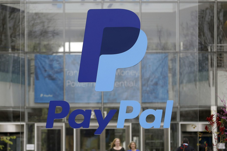 Suite à ce bon trimestre, PayPal a un... (PHOTO ARCHIVES AP)