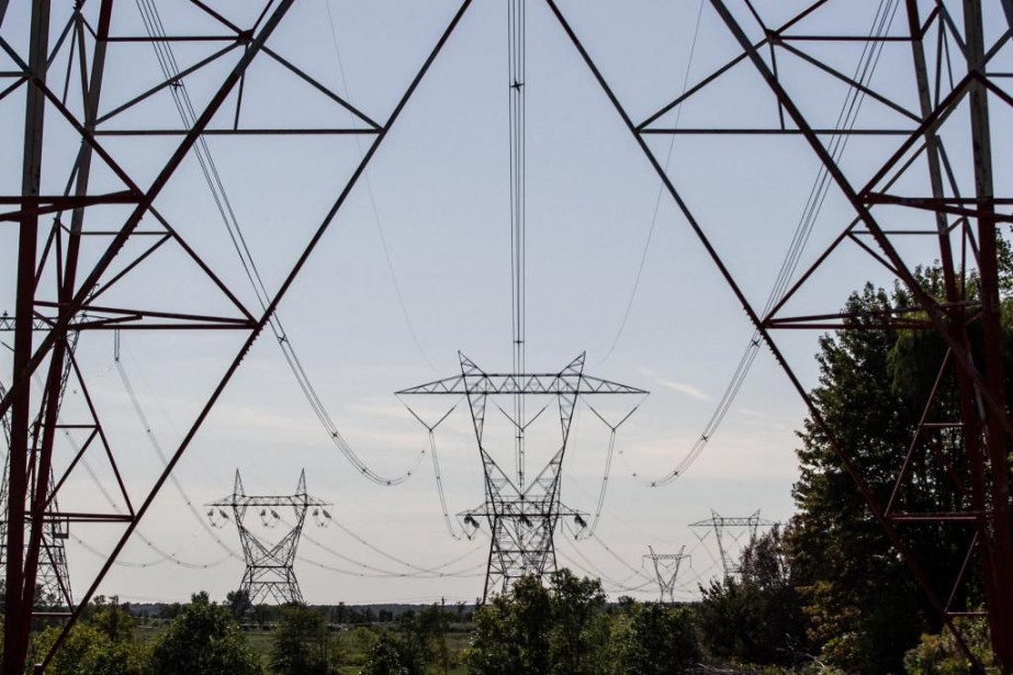 L'électricité en Ontario vient à 60%du nucléaire, à... (Photo Hugo-Sébastien Aubert, Archives La Presse)
