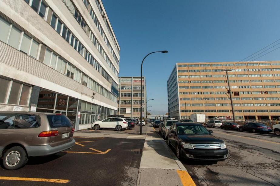 Le 55, rue Louvain Ouest est l'un des... (Photo Hugo-Sébastien Aubert, La Presse)