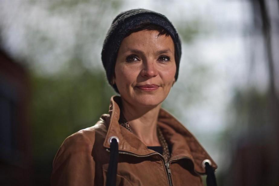 Anaïs Barbeau-Lavalette a remporté hier le prix France-Québec... (Photo André Pichette, Archives La Presse)
