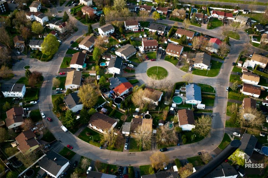 Malgré toutes ces embûches, les post-boomers achètent leur... (Photo Martin Tremblay, Archives La Presse)