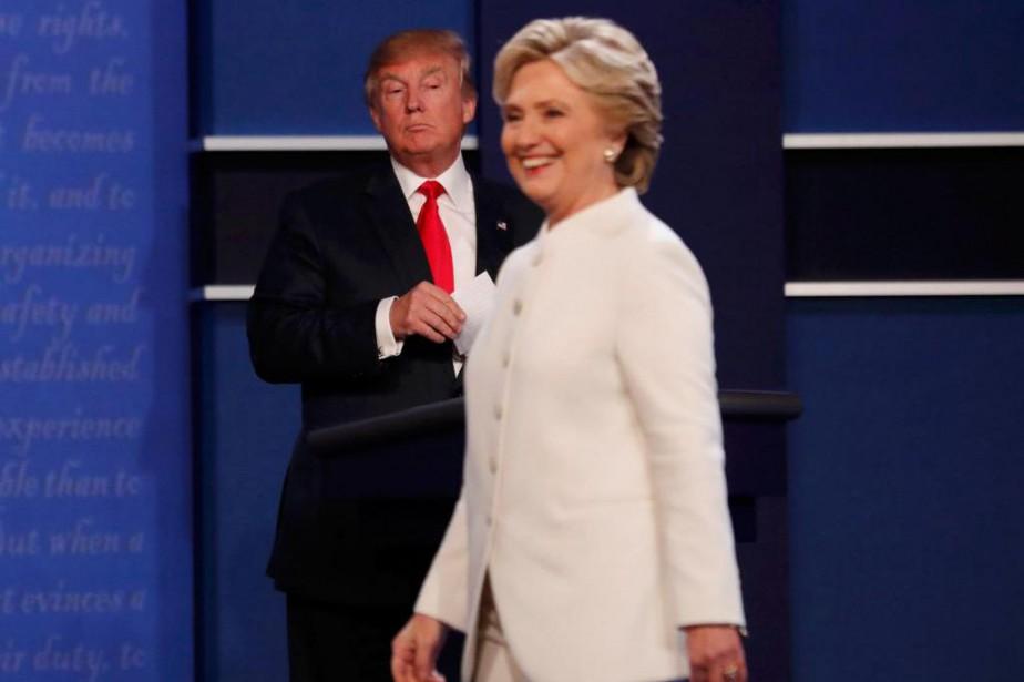 Donald Trump va-t-il, oui ou non, concéder la... (PhotoMike Blake, Reuters)