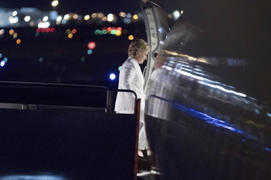 À deux semaines et demie de l'élection, tous... (photo Andrew Harnik, archives AP)