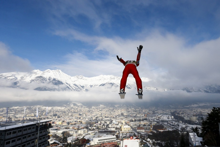 Innsbruck aurait «une excellente... (Photo Dominic Ebenbichler, archives REUTERS)