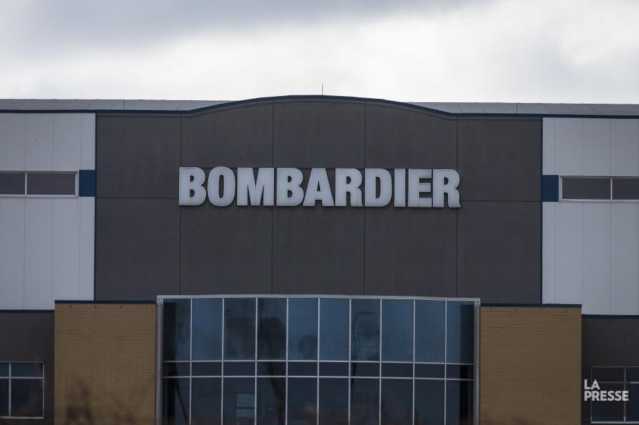 Selon Bombardier, la nouvelle... (PHOTO OLIVIER PONTBRIAND, ARCHIVES LA PRESSE)