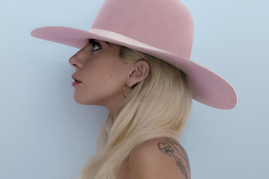 La couverture de l'album Joanne de Lady Gaga.... (Photo AP)