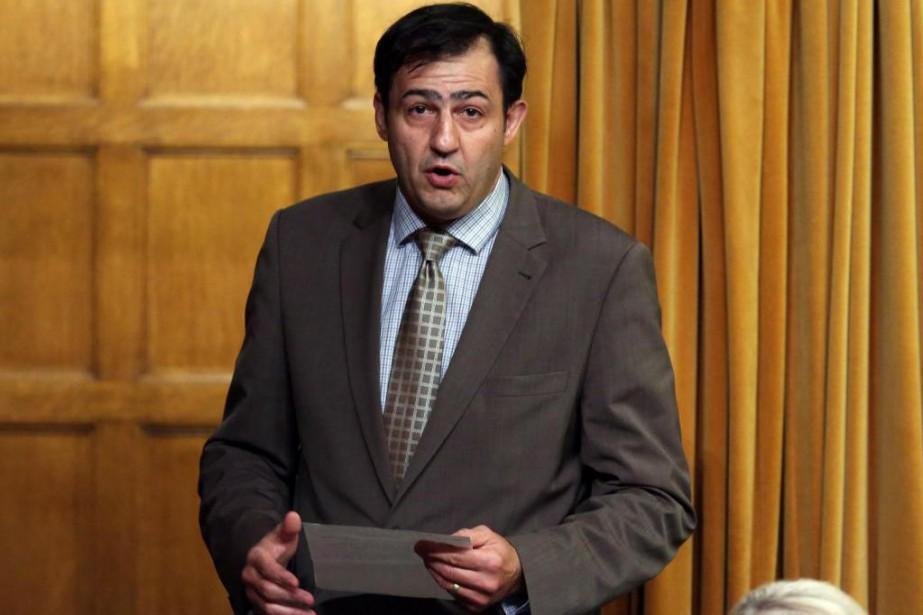 Le député Massimo Pacetti, qui siégeait alors comme... (PHOTO FRED CHARTRAND, ARCHIVES LA PRESSE CANADIENNE)