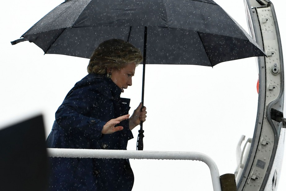 Hillary Clinton... (PHOTO Robyn Beck, AFP)