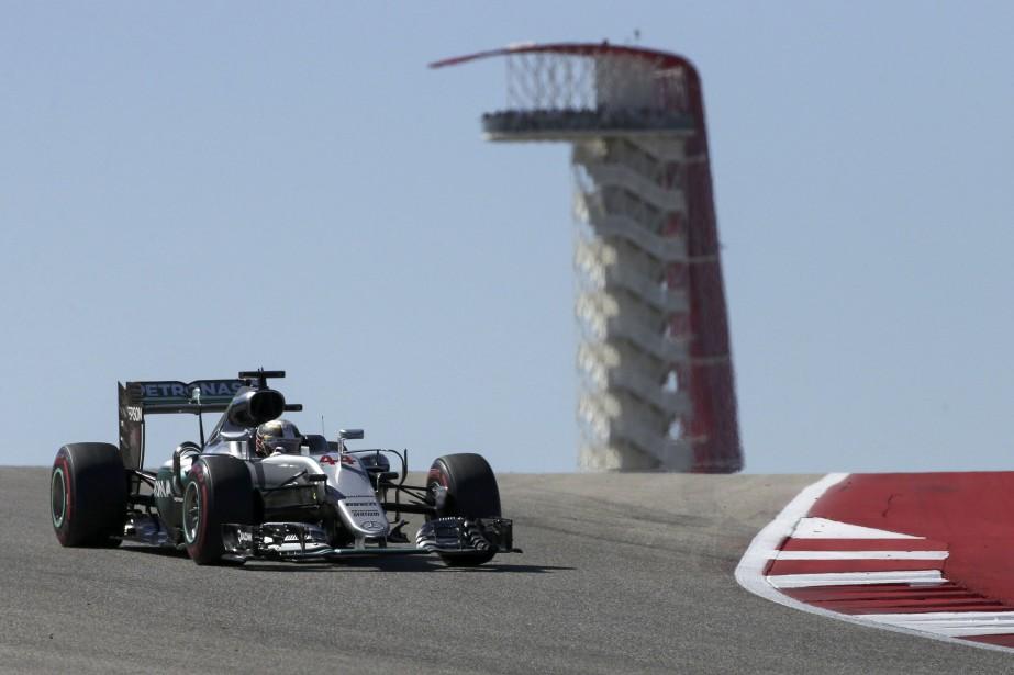 En 2016, Hamilton n'a gagné que trois des... (Photo Reuters)