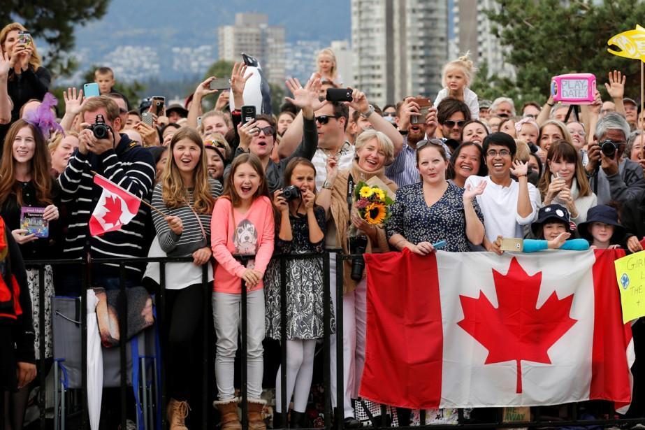 Au rythme actuel, si le gouvernement canadien ne... (PHOTO ARCHIVES REUTERS)
