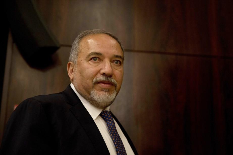 Vétéran de la politique, Avigdor Lieberman (ci-dessus) a... (photo Ariel Schalit, archives AP)