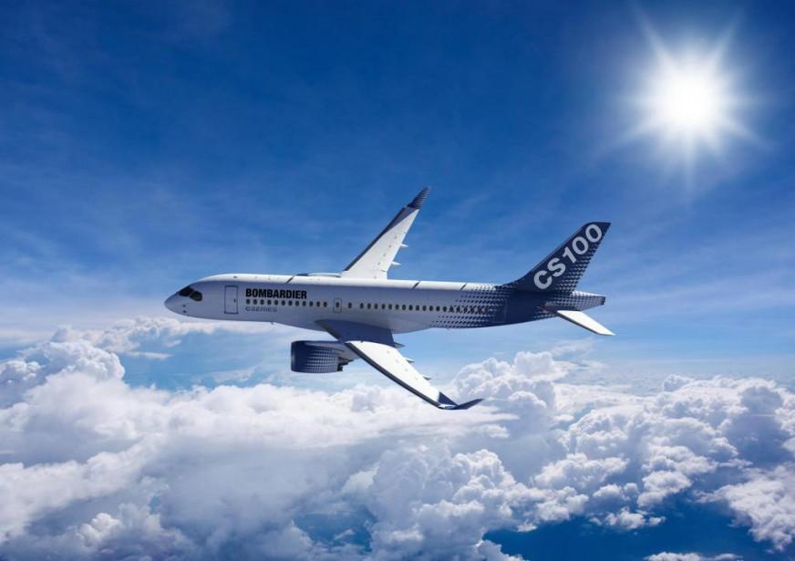 «Bombardier doit s'assurer du succès de ses avions... (fournie par Bombardier)