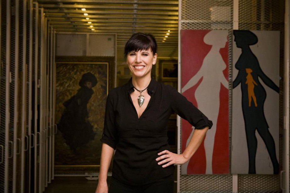 Nathalie Bondil,directrice générale et conservatrice en chef du... (Photo fournie par le MBAM)
