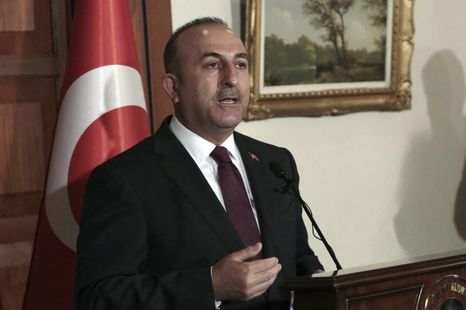 «S'il y a une menace contre la Turquie,... (AP)