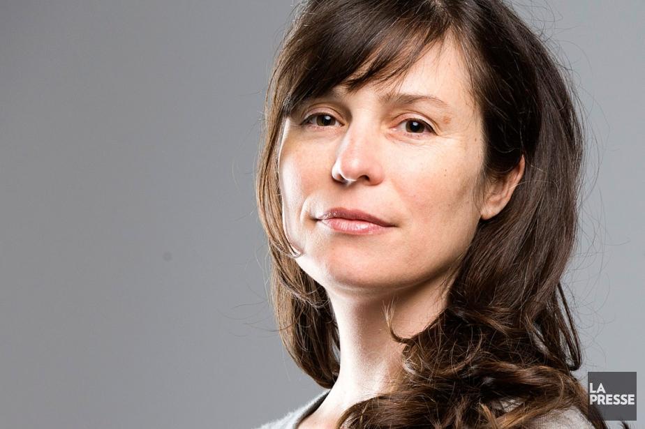 L'auteure Dominique Fortier a remporté mardi le Prix... (PHOTO FRANCOIS ROY, ARCHIVES LA PRESSE)