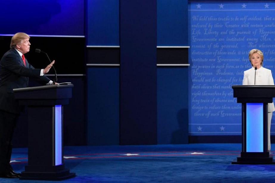 Peu importe leur allégeance politique,la majorité des Américains... (PHOTO ROBYN BECK, AGENCE FRANCE-PRESSE)