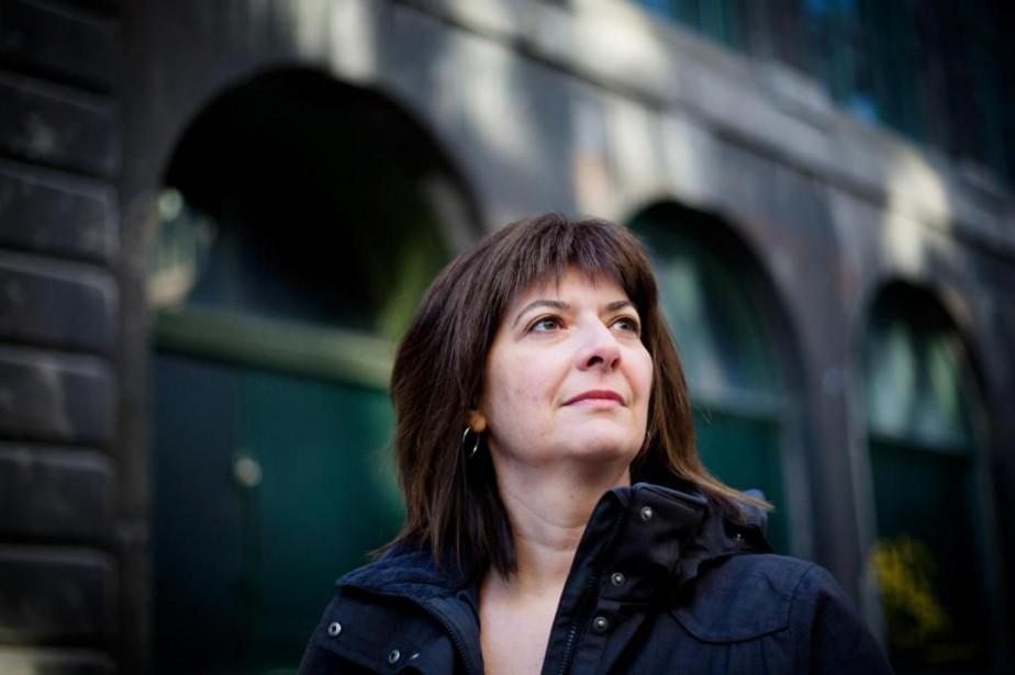 La planificatrice financière Nathalie Bachand... (PHOTO OLIVIER JEAN, LA PRESSE)