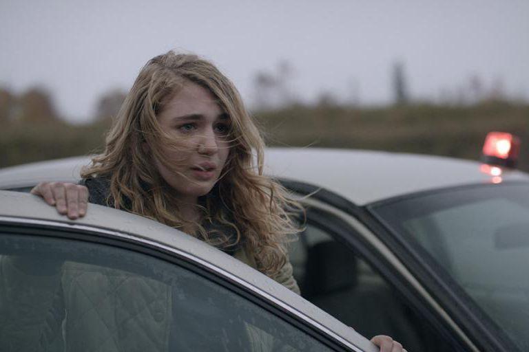 Dans Mean Dreamsde Nathan Morlando, Sophie Nélisse incarne... (Photo fournie par Woods Entertainment)