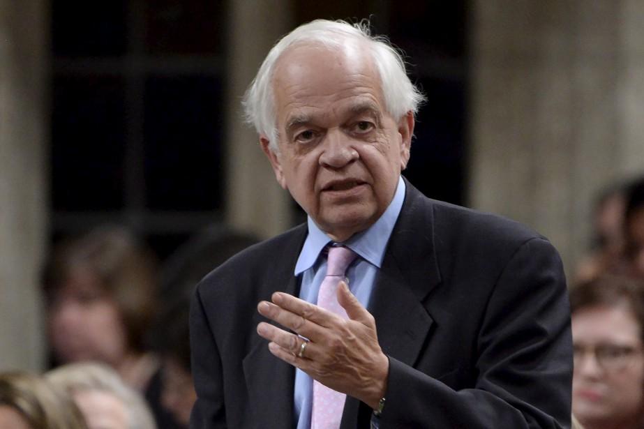 Le ministre de l'Immigration, des Réfugiés et de... (Photo Adrian Wyld, La Presse canadienne)