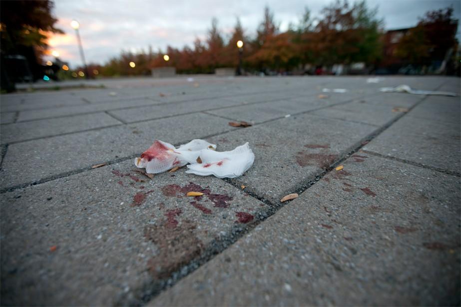 Deux hommes souffrent de graves blessures après s'être battus à coups de...