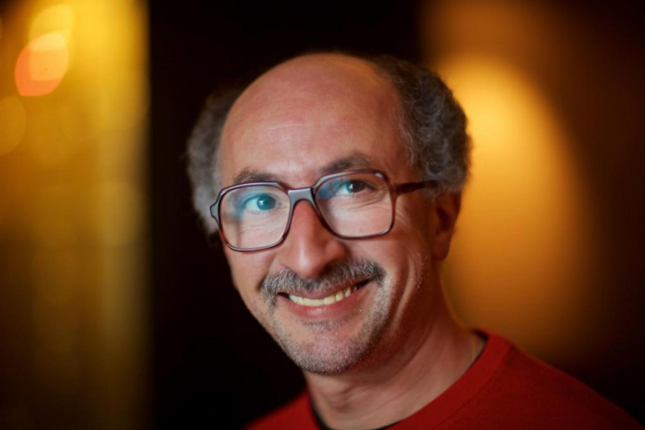 Le comédien Fatsah Bouyahmed a donné vie au... (Photo André Pichette, La Presse)