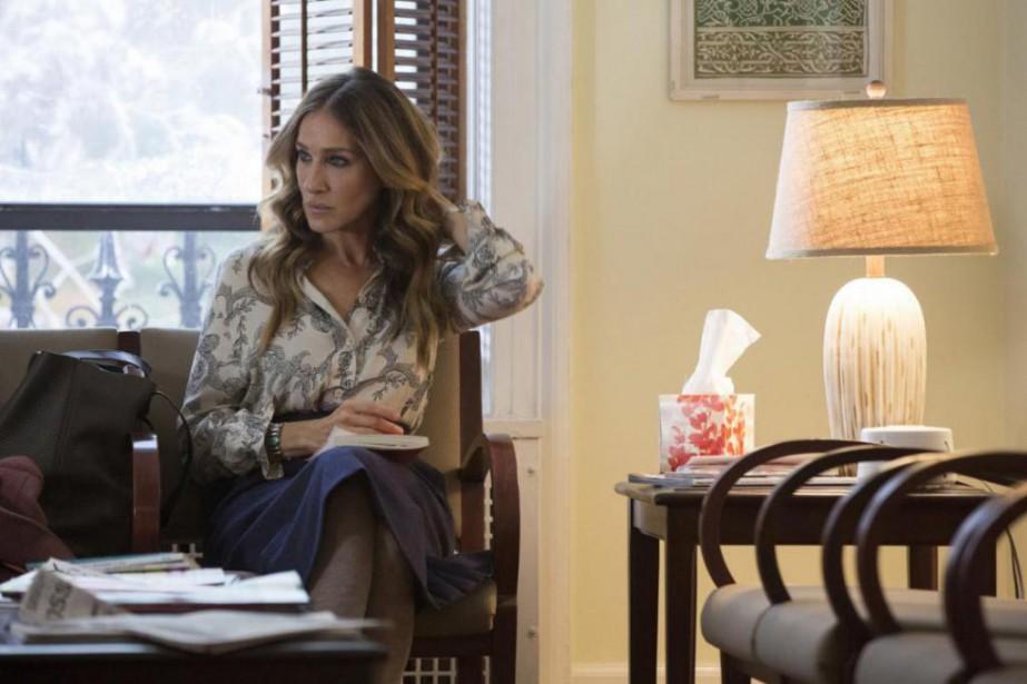 Sarah Jessica Parker dans la sérieDivorce... (Photo fournie par HBO)