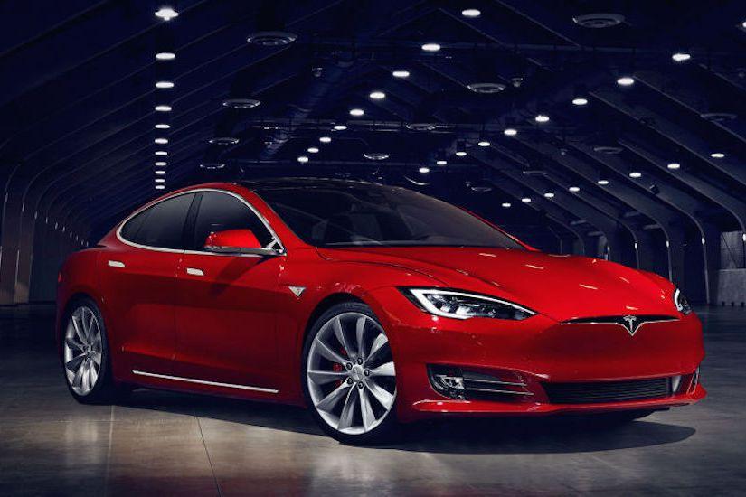 La nouvelle TeslaModèle S P100 D a 600... (Photo : Tesla)