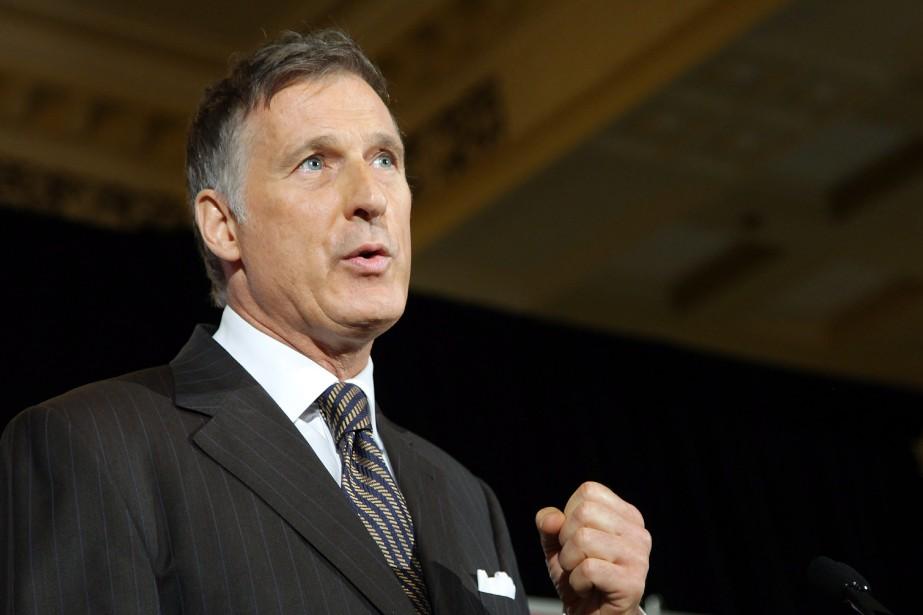 Le candidat à la direction du Parti conservateur,... (Photo Colin Perkel, archives La Presse Canadienne)