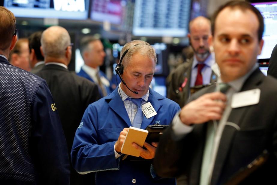 Désormais, Wall Street essaie de se relancer «en... (REUTERS)