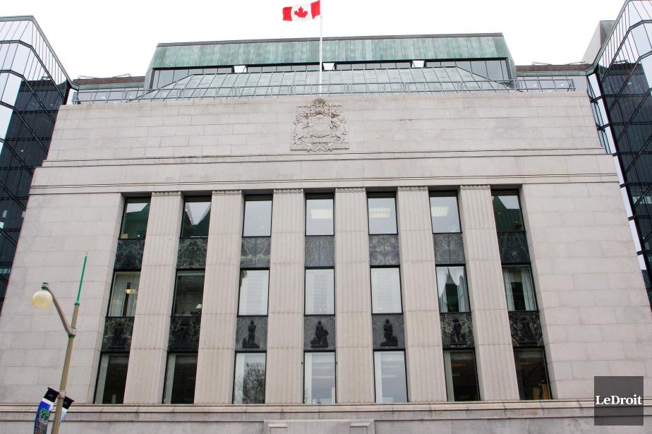 La Banque du Canada n'est pas... (PHOTOÉtienne Ranger, Archives Le Droit)