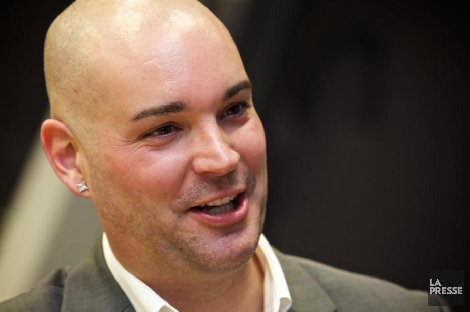 Nicolas Duvernois, PDG de Pur Vodka et instigateur... (Photo André Pichette, La Presse)