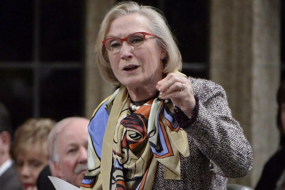 Carolyn Bennett... (PHOTO ADRIAN WYLD, ARCHIVES LA PRESSE CANADIENNE)