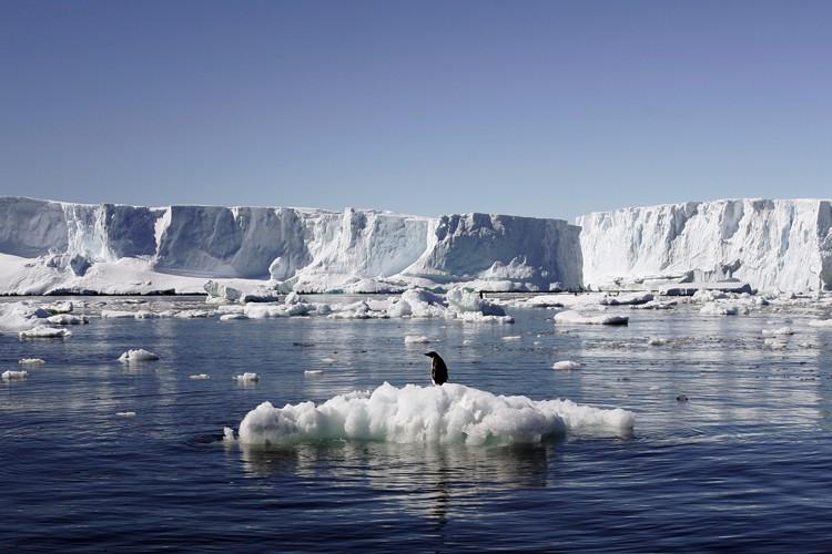 L'océan Antartique, qui représente 15% de la surface... (PHOTO REUTERS)