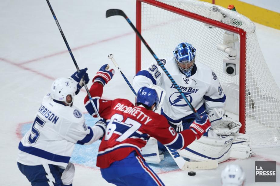 Le Canadien a remporté une sixième victoire consécutive,... (PHOTO MARTIN CHAMBERLAND, LA PRESSE)
