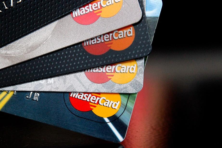 Le titre de MasterCard est en progression de... (PHOTO TOBY TALBOT, ARCHIVES AP)