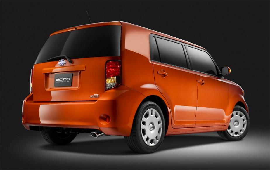 Scion xB (Fournie par Toyota)