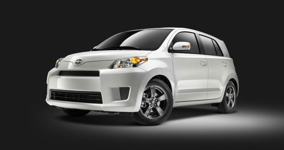 Scion xD (Fournie par Toyota)