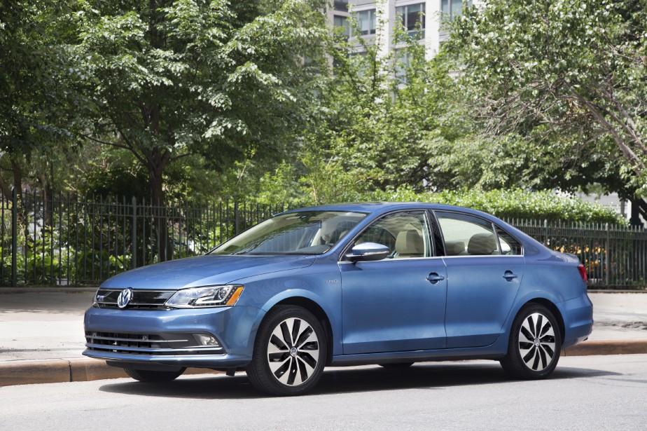 Volkswagen Jetta hybride (Fournie par Volkswagen)