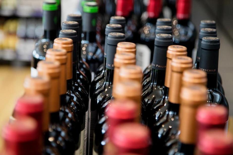 Une bouteille que la SAQ vend 16,50$ à... (Photo Alain Roberge, Archives La Presse)