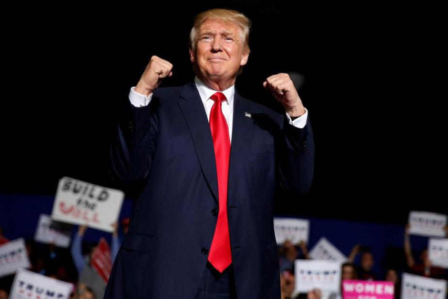 Au cours des derniers mois, Donald Trump a... (PhotoCarlo Allegri, Reuters)