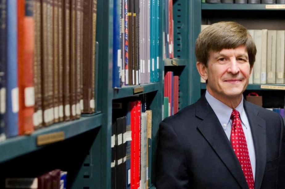 L'historien Allan Lichtman,professeur de l'American University de Washington... (PHOTO MARCUS YAM, ARCHIVES THE NEW YORK TIMES)