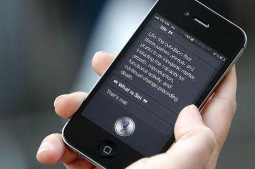 Siri est une application de commande vocale conçue... (PhotoMatthew Lloyd, Archives Bloomberg)
