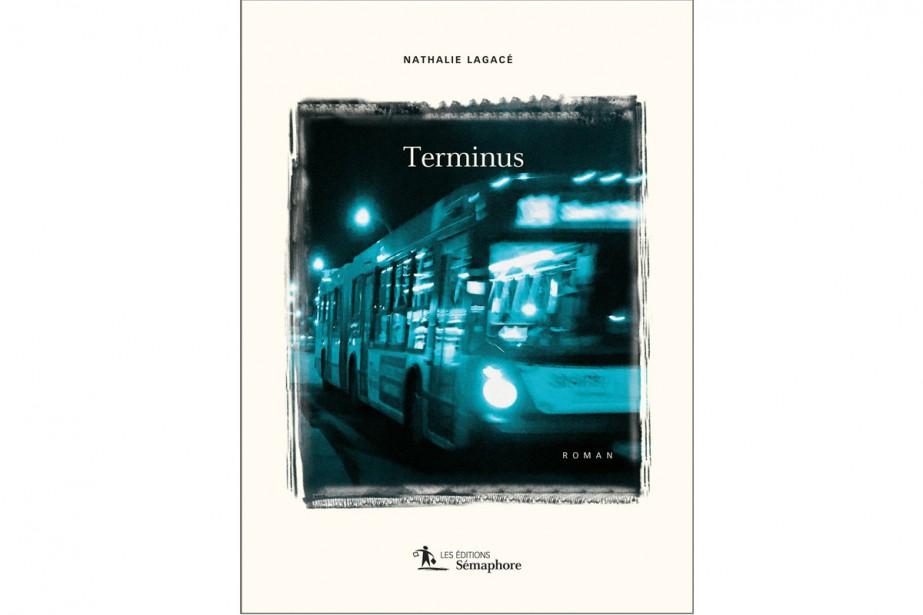Terminus, de Nathalie Lagacé... (IMAGE FOURNIE PAR SÉMAPHORE)